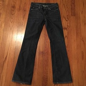 Citizens of Humanity high rise bootcut Amber #263